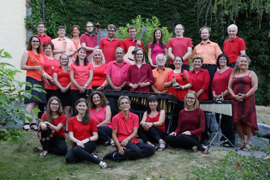 Querklang-Chor im Sommer 2017