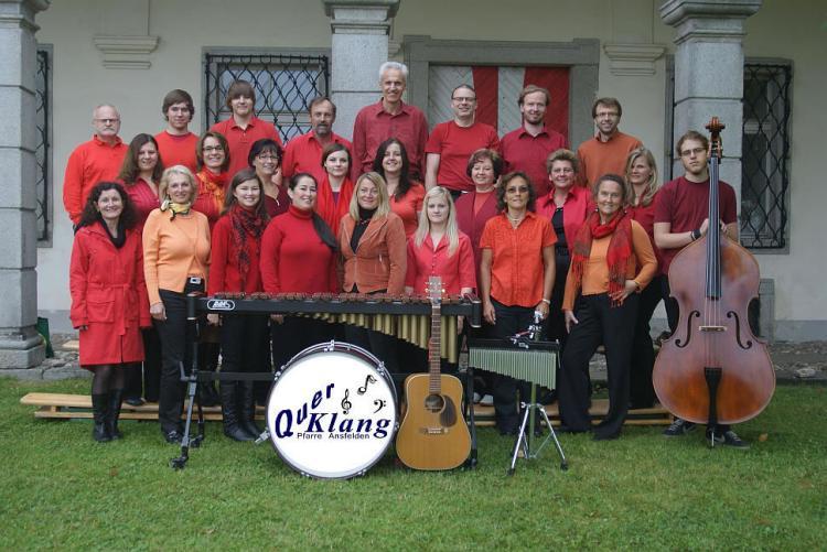 Die Musiker des Querklang Ansfelden